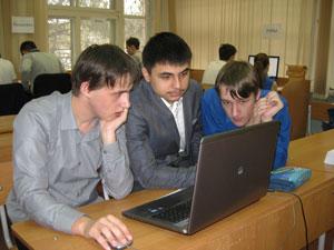Команда Программисты